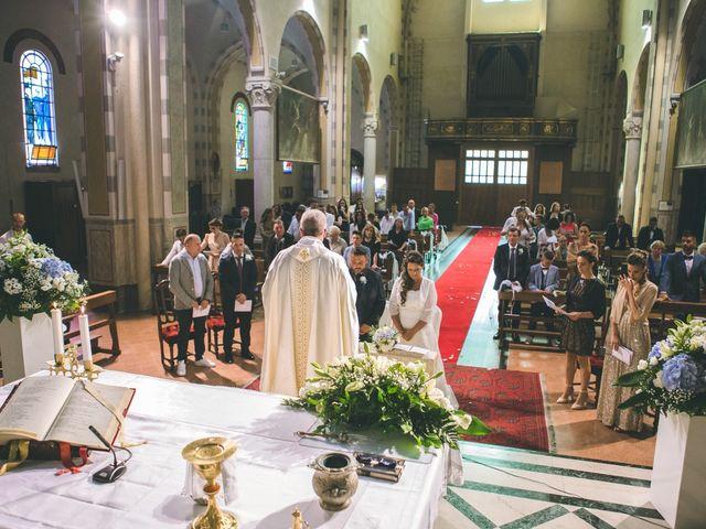 Il matrimonio di Alessandro e Alessandra a Cardano al Campo, Varese 107