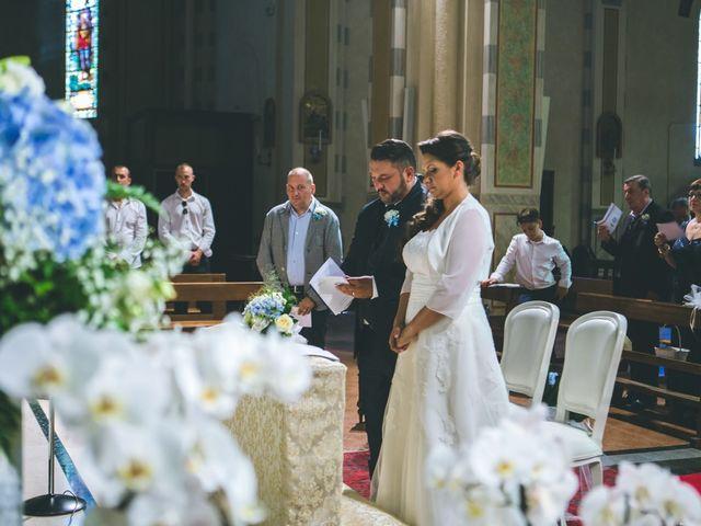 Il matrimonio di Alessandro e Alessandra a Cardano al Campo, Varese 112
