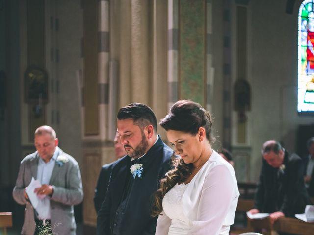 Il matrimonio di Alessandro e Alessandra a Cardano al Campo, Varese 114