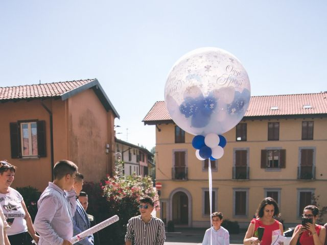 Il matrimonio di Alessandro e Alessandra a Cardano al Campo, Varese 115