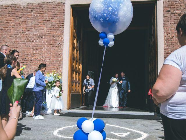 Il matrimonio di Alessandro e Alessandra a Cardano al Campo, Varese 116