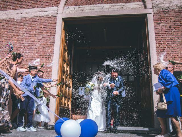 Il matrimonio di Alessandro e Alessandra a Cardano al Campo, Varese 117