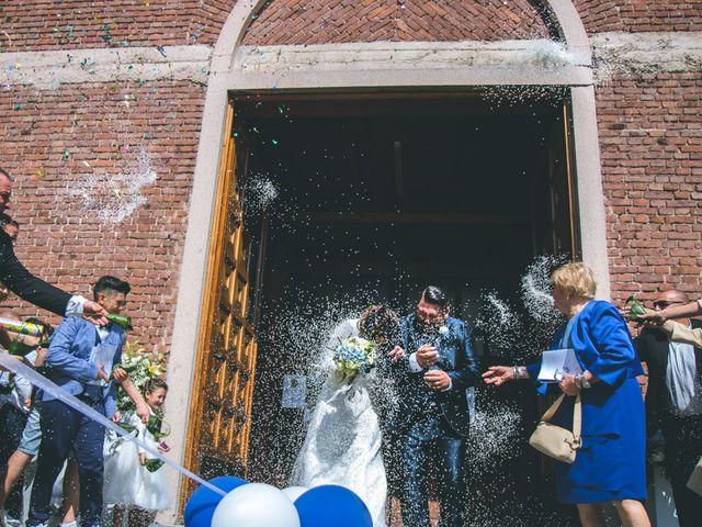 Il matrimonio di Alessandro e Alessandra a Cardano al Campo, Varese 118