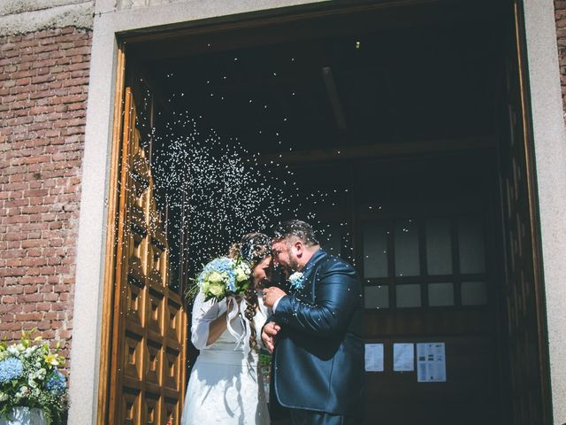 Il matrimonio di Alessandro e Alessandra a Cardano al Campo, Varese 120