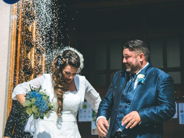 Il matrimonio di Alessandro e Alessandra a Cardano al Campo, Varese 122