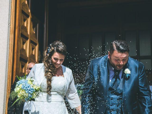 Il matrimonio di Alessandro e Alessandra a Cardano al Campo, Varese 123