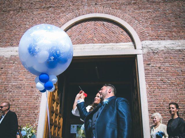 Il matrimonio di Alessandro e Alessandra a Cardano al Campo, Varese 124