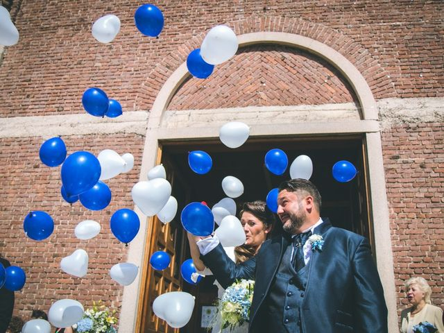 Il matrimonio di Alessandro e Alessandra a Cardano al Campo, Varese 125
