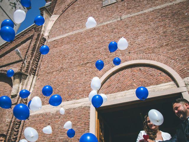Il matrimonio di Alessandro e Alessandra a Cardano al Campo, Varese 126