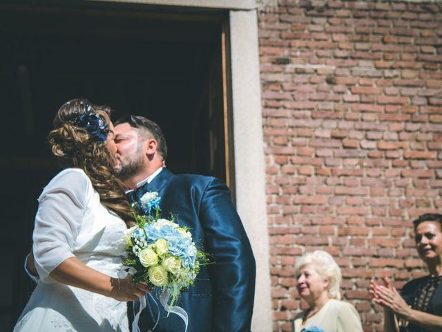 Il matrimonio di Alessandro e Alessandra a Cardano al Campo, Varese 128