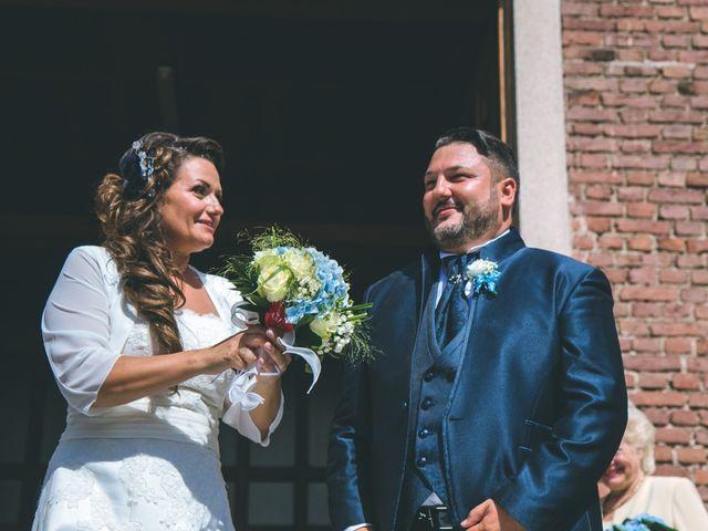 Il matrimonio di Alessandro e Alessandra a Cardano al Campo, Varese 129