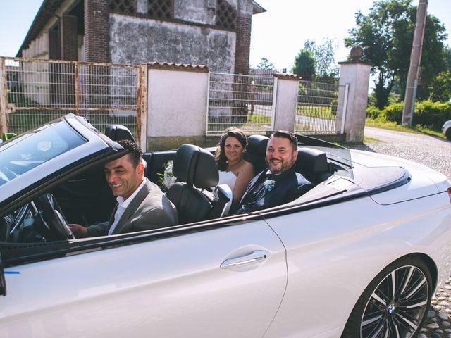 Il matrimonio di Alessandro e Alessandra a Cardano al Campo, Varese 130