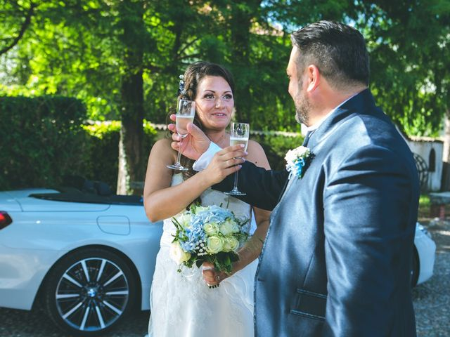 Il matrimonio di Alessandro e Alessandra a Cardano al Campo, Varese 132