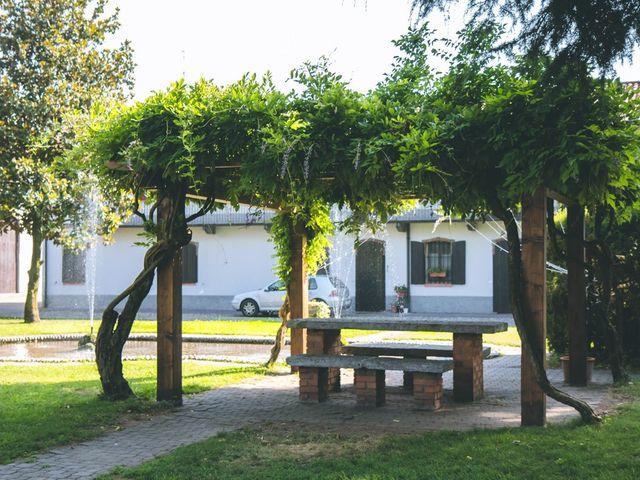 Il matrimonio di Alessandro e Alessandra a Cardano al Campo, Varese 133