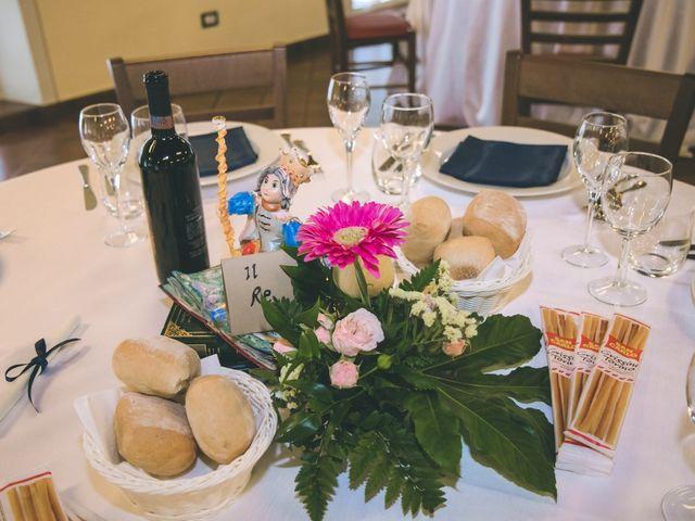Il matrimonio di Alessandro e Alessandra a Cardano al Campo, Varese 143