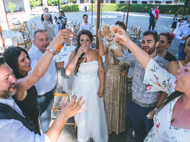 Il matrimonio di Alessandro e Alessandra a Cardano al Campo, Varese 150