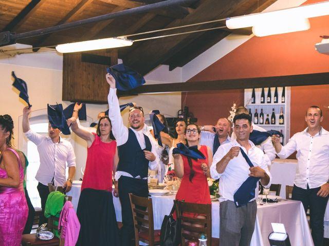 Il matrimonio di Alessandro e Alessandra a Cardano al Campo, Varese 154