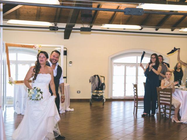 Il matrimonio di Alessandro e Alessandra a Cardano al Campo, Varese 155