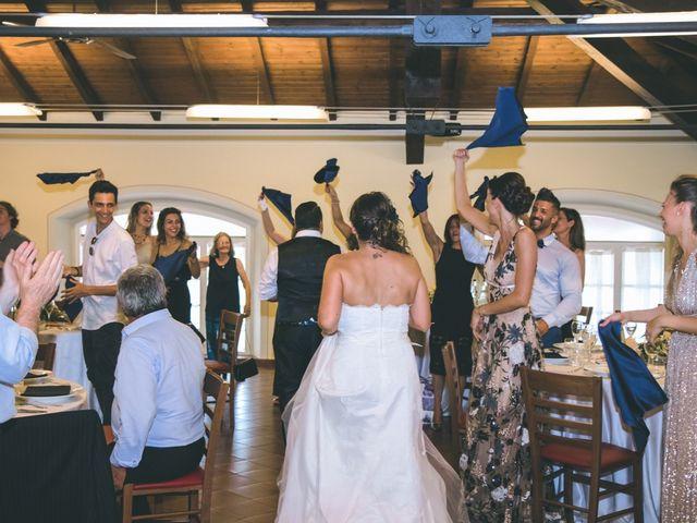 Il matrimonio di Alessandro e Alessandra a Cardano al Campo, Varese 156