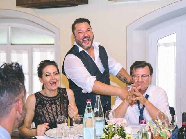 Il matrimonio di Alessandro e Alessandra a Cardano al Campo, Varese 158