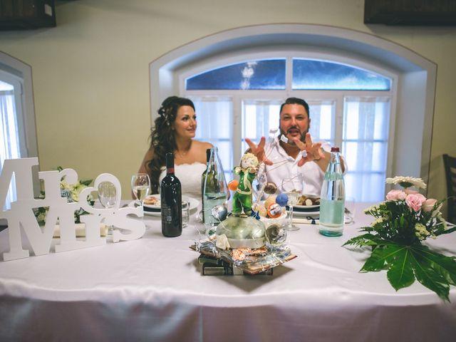 Il matrimonio di Alessandro e Alessandra a Cardano al Campo, Varese 171