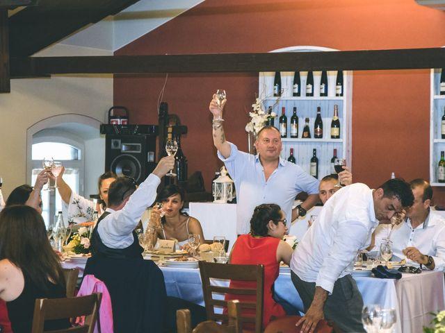 Il matrimonio di Alessandro e Alessandra a Cardano al Campo, Varese 173