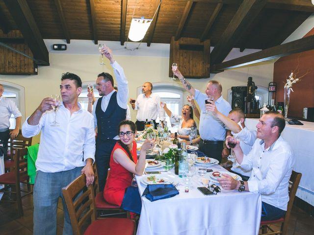 Il matrimonio di Alessandro e Alessandra a Cardano al Campo, Varese 174