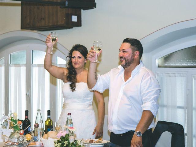 Il matrimonio di Alessandro e Alessandra a Cardano al Campo, Varese 175