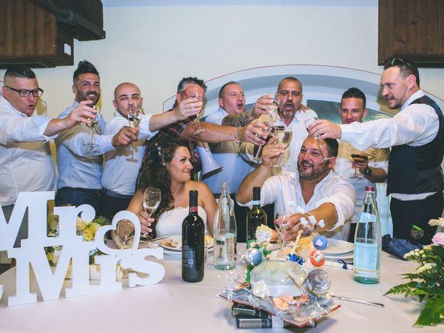 Il matrimonio di Alessandro e Alessandra a Cardano al Campo, Varese 177