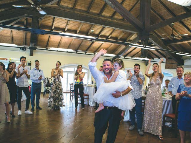 Il matrimonio di Alessandro e Alessandra a Cardano al Campo, Varese 198