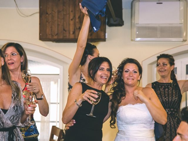 Il matrimonio di Alessandro e Alessandra a Cardano al Campo, Varese 206