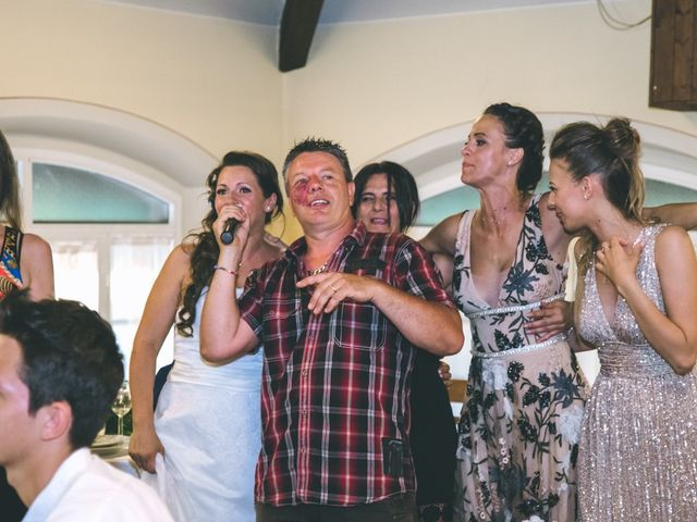 Il matrimonio di Alessandro e Alessandra a Cardano al Campo, Varese 207