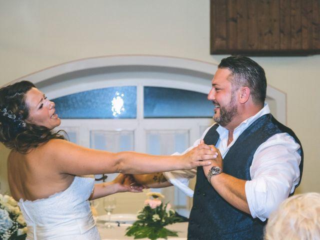 Il matrimonio di Alessandro e Alessandra a Cardano al Campo, Varese 212