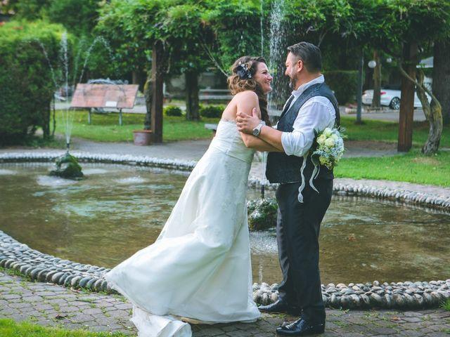 Il matrimonio di Alessandro e Alessandra a Cardano al Campo, Varese 214