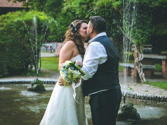 Il matrimonio di Alessandro e Alessandra a Cardano al Campo, Varese 216