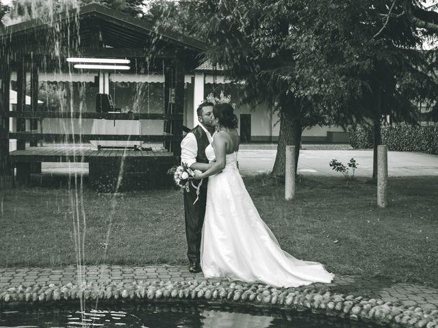 Il matrimonio di Alessandro e Alessandra a Cardano al Campo, Varese 219