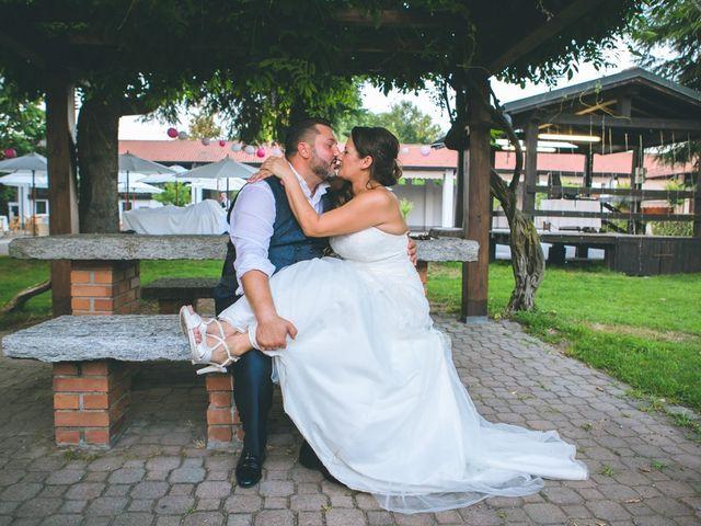 Il matrimonio di Alessandro e Alessandra a Cardano al Campo, Varese 223