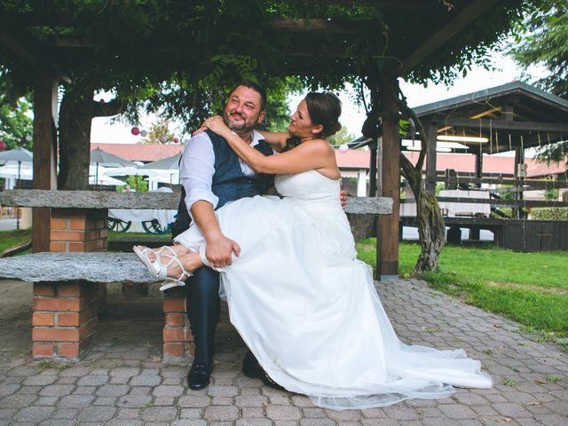 Il matrimonio di Alessandro e Alessandra a Cardano al Campo, Varese 225