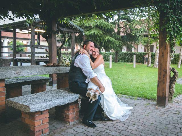 Il matrimonio di Alessandro e Alessandra a Cardano al Campo, Varese 226