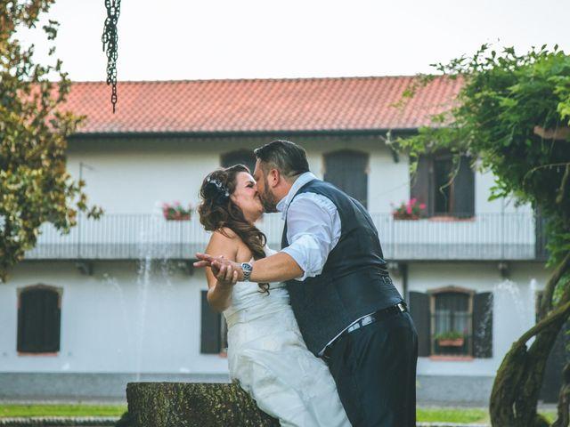 Il matrimonio di Alessandro e Alessandra a Cardano al Campo, Varese 228