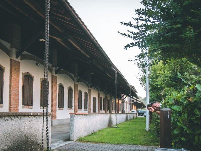 Il matrimonio di Alessandro e Alessandra a Cardano al Campo, Varese 229