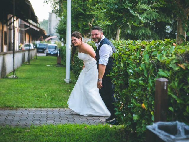 Il matrimonio di Alessandro e Alessandra a Cardano al Campo, Varese 230