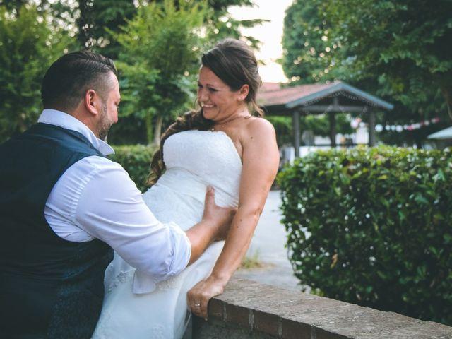 Il matrimonio di Alessandro e Alessandra a Cardano al Campo, Varese 231