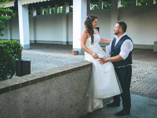 Il matrimonio di Alessandro e Alessandra a Cardano al Campo, Varese 232