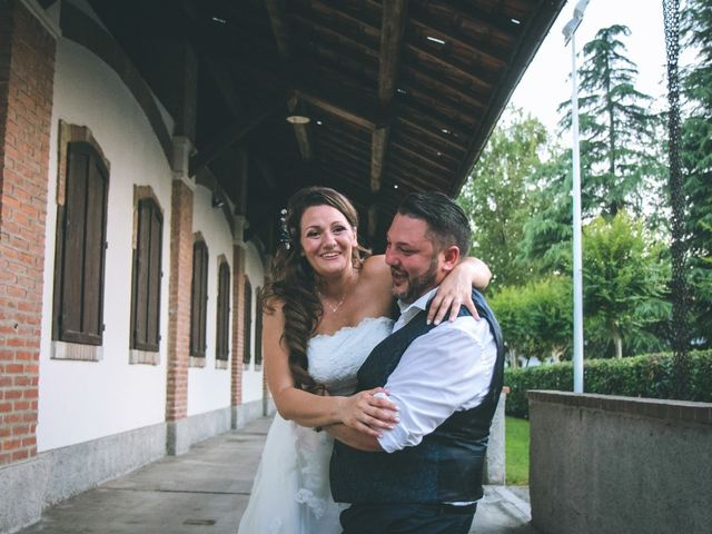 Il matrimonio di Alessandro e Alessandra a Cardano al Campo, Varese 233