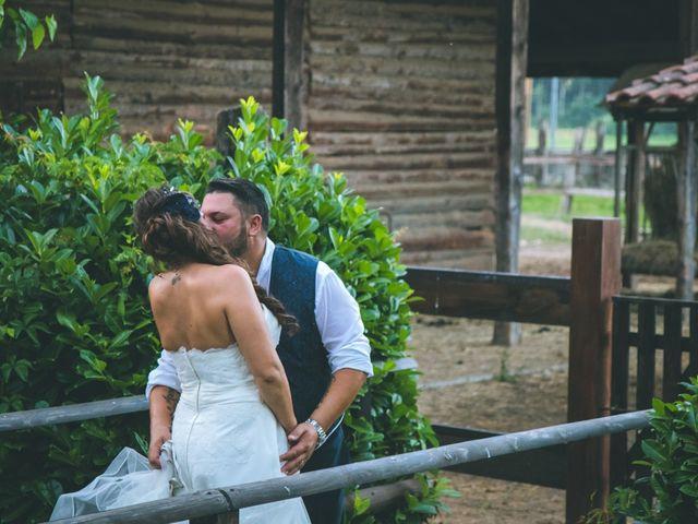 Il matrimonio di Alessandro e Alessandra a Cardano al Campo, Varese 237