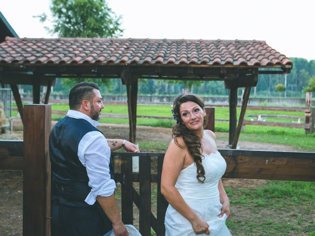 Il matrimonio di Alessandro e Alessandra a Cardano al Campo, Varese 239