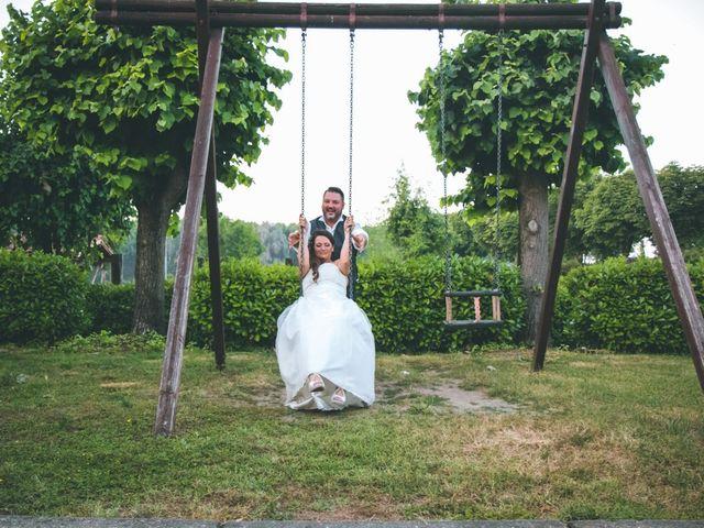 Il matrimonio di Alessandro e Alessandra a Cardano al Campo, Varese 241