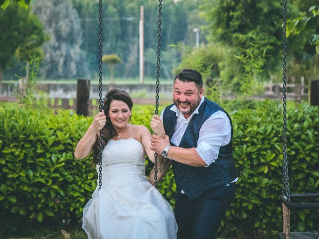 Il matrimonio di Alessandro e Alessandra a Cardano al Campo, Varese 242