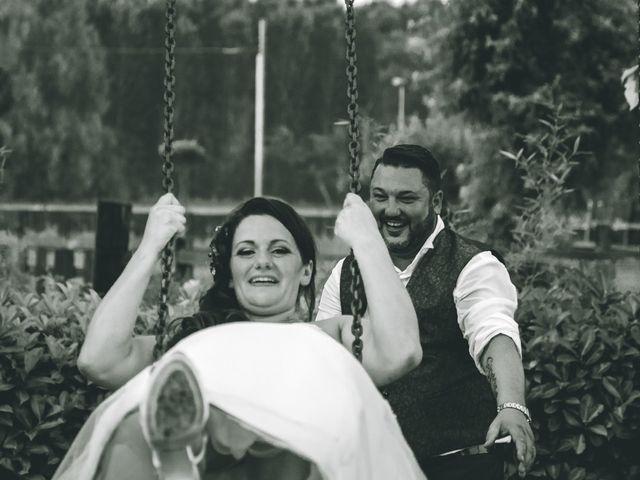 Il matrimonio di Alessandro e Alessandra a Cardano al Campo, Varese 243